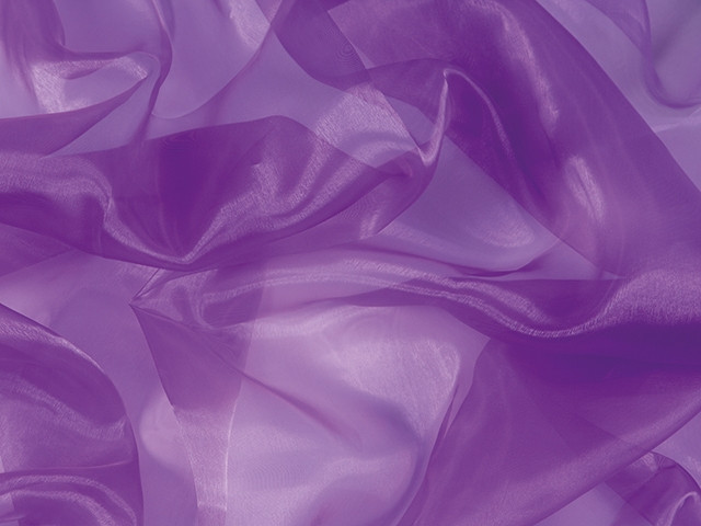 Organza Purple rain