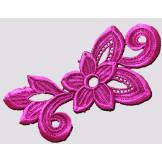 Jonquild motif Pink