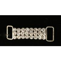 Bryst cornector 3 kædet