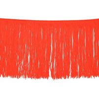 Flame red stræk fryns