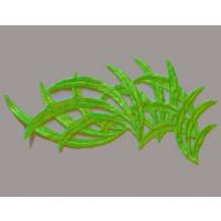 Bamboo motif Absint
