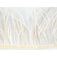 Biot fringe White
