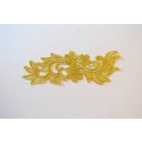 Blomsterskud guld