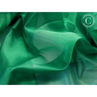 Crystal organza Emerald