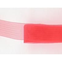 Rød crinoline 15 mm bundt