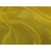 Crystal organza Guld