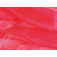 Crystal organza Salmon
