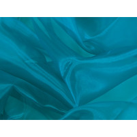 Crystal organza Blue zircon