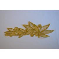 Vanessa motif Gold