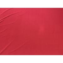 Crepe Cherry red