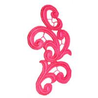 Emma Motif Electric pink