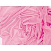 Bubblegum pink Fine stretch net