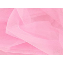 Fine stretch net Sugar pink