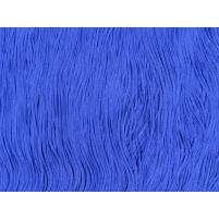 Stretch fringe Blueberry