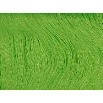 Fluorescent grøn stræk fryns