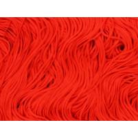 Fluorecent rød fryns