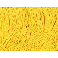 Stretch fringe Sassy yellow