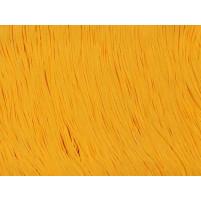 Stretch fringe Saffron