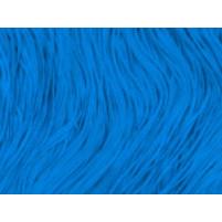 Turquoise stræk fryns