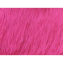Fringe Electric pink