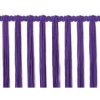 Purple rain stræk tassel fryns