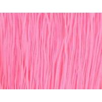 Flamingo pink stræk fryns