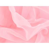 Georgette Sugar pink