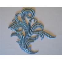 Tamara lace Hematite