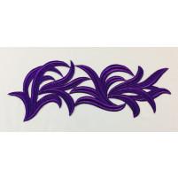 Liane pansy / purple rain