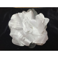 Organza rose hvid