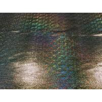 Sølv Hologram SKIN