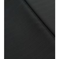 Striped gabardine