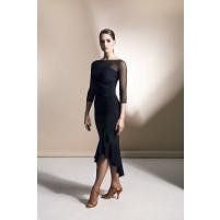 Flare latin kjole