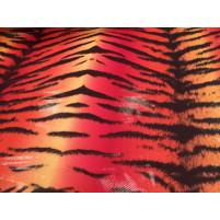 Bengal Flame Skin Red shine