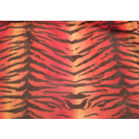 Bengal Flame red on net