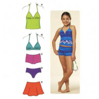 3605 Mix & Match Swimwear