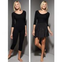 3631 Leotard, Leggings & Skirt