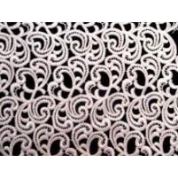 Samira Guipure lace White
