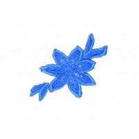 Simona ribbon Electric blue