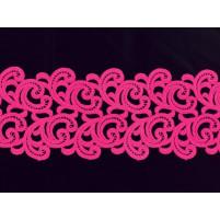 Samira ribbon Pink fizz
