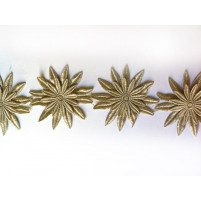 Sunflower Ribbon Gold