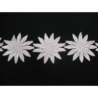 Sunflower Ribbon Silver