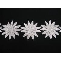 Sunflower Ribbon Silver