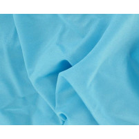 Lustre lycra Blue lagoon