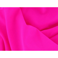 Lustre lycra Electric Pink