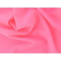 Lustre lycra Flamingo pink