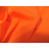 Lustre lycra Orange