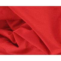 Lustre lycra Rød