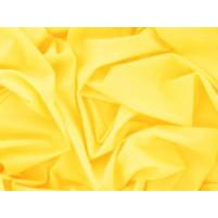 Lustre lycra Sassy yellow