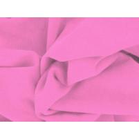 Luxury crepe Bubblegum pink